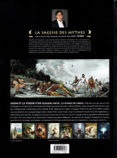 Verso de Jason et la Toison d'Or -2- Le voyage de l'Argo