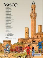 Verso de Vasco -29- Affaires lombardes