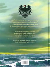 Verso de L'aigle des mers -1- Tome1/2 - Atlantique 1916