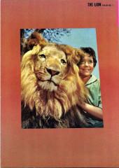 Verso de Movie Comics (Gold Key) -301- The Lion