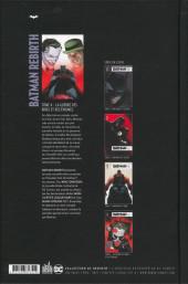 Verso de Batman Rebirth -4- La Guerre des rires et des énigmes
