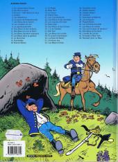 Verso de Les tuniques Bleues -4b2003- Outlaw