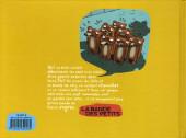 Verso de Les sept ours nains -1a12- Boucle d'Or et les sept ours nains