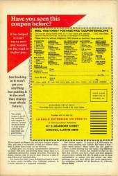 Verso de Astonishing tales Vol.1 (Marvel - 1970) -17- Target: Ka-zar