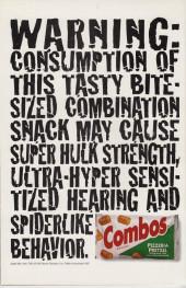 Verso de Ka-Zar Vol.3 (Marvel comics - 1997) -4- The concrete jungle