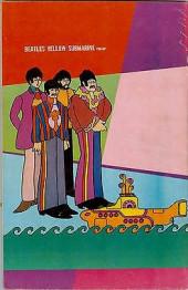 Verso de Movie comics (Gold Key) -902- The Yellow Submarine