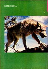 Verso de Movie comics (Gold Key) -303- The Legend Of Lobo