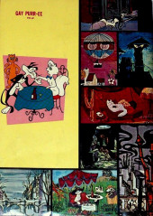 Verso de Movie Comics (Gold Key) -301- Gay Purr-ee