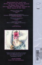 Verso de Kabuki: Skin deep (1996) -INT- Kabuki: Skin deep TPB