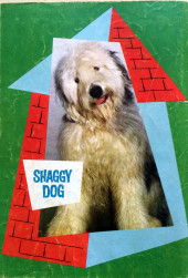 Verso de Movie comics (Gold Key) -708- Shaggy Dog and The Absent-Minded Professor