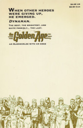 Verso de Golden Age (The) (1993) -2- The golden age book two of four