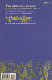 Verso de Golden Age (The) (1993) -3- The golden age book three of four