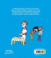 Verso de Anatole Latuile -HS2- Fais des farces avec Anatole Latuile