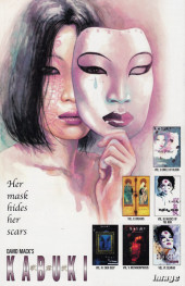 Verso de Kabuki: The alchemy (2004) -2- Kabuki: The alchemy #2