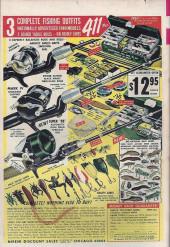 Verso de Movie comics (Gold Key) -808- The High Chaparral: Apache Justice!