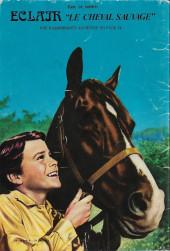 Verso de Rin Tin Tin & Rusty (2e série) -111- Le fils du Général don Diègue