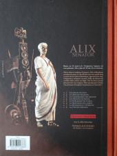 Verso de Alix Senator -7TL- La puissance et l'éternité