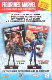 Verso de X-Men Universe (Marvel France - 2017) -4- La vie en x