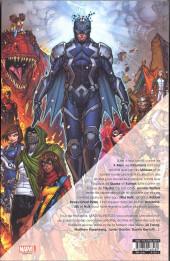 Verso de Marvel Heroes (Marvel France - 2018) -1- Rebâtir le monde
