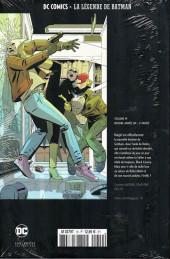 Verso de DC Comics - La légende de Batman -1910- Batgirl année un - 2e partie