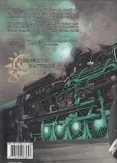Verso de Chronoctis express -1- Tome 1