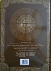 Verso de Les forêts d'Opale -1e17- Le bracelet de Cohars