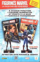 Verso de Marvel Universe (Panini - 2017)  -5- La Chute d'un dieu