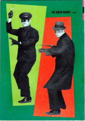 Verso de Green Hornet (The) (Gold Key - 1967) -2- The Threat of the Red Dragons!