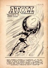 Verso de Zoom -12- Robin des Bois : L'espion de Mowbray