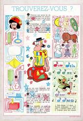 Verso de Pepito (3e Série - SAGE) (Numéro Géant) -12- Une douce moitié au caractère entier...