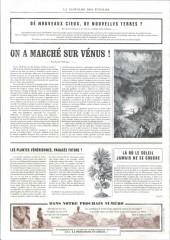 Verso de Le château des étoiles -10- Les Prisonniers de Mars