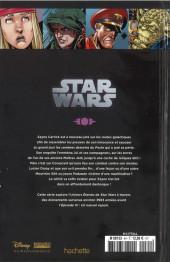 Verso de Star Wars - Légendes - La Collection (Hachette) -6414- Chevaliers de L'Ancienne République - V. Sans Pitié!