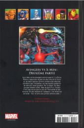 Verso de Marvel Comics - La collection (Hachette) -11178- Avengers Vs X-Men - Deuxième Partie