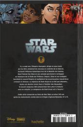 Verso de Star Wars - Légendes - La Collection (Hachette) -6688- Star Wars Legacy - IV. Indomptable