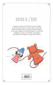 Verso de Raven & l'ours -2- Volume 2