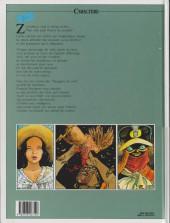 Verso de Les passagers du vent -4b1991- L'heure du serpent