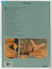 Verso de Les passagers du vent -5b1992- Le bois d'ébène