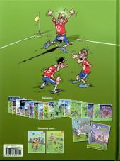 Verso de Les foot furieux -21- Les Foot Furieux
