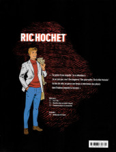 Verso de Ric Hochet (Les nouvelles enquêtes de) -3- Comment réussir un assassinat