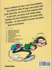 Verso de Gaston (en allemand) -1- Gaston kennt kein pardon