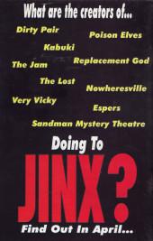 Verso de Jinx (1996) -5- Hell hath no fury...