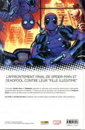 Verso de Spider-Man/Deadpool -3- L'Araignée Gipsy