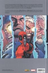 Verso de Deadpool & Cable - Fraction de seconde - Fraction de seconde
