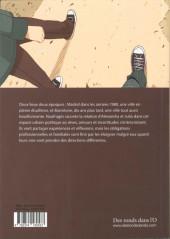 Verso de Naufragés - Naufragés - Une histoire de la génération Y