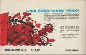 Verso de Gaston (en danois) (Vakse Viggo) -8danois- Vakse viggo