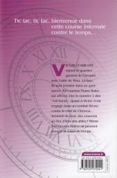 Verso de Chronos Ruler -3- Tome 3
