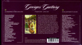 Verso de BD Chanson -14- Georges Guétary