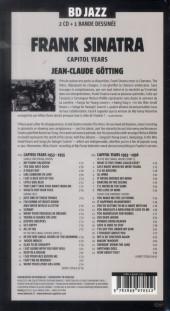 Verso de BD Jazz - Frank Sinatra ; capitol years 1954-1960