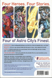 Verso de Kurt Busiek's Astro City (1996) -INT08- Shining Stars