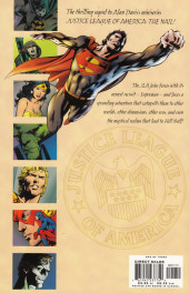 Verso de Justice League of America: Another Nail (2004) -1- Another Nail: Book One of Three